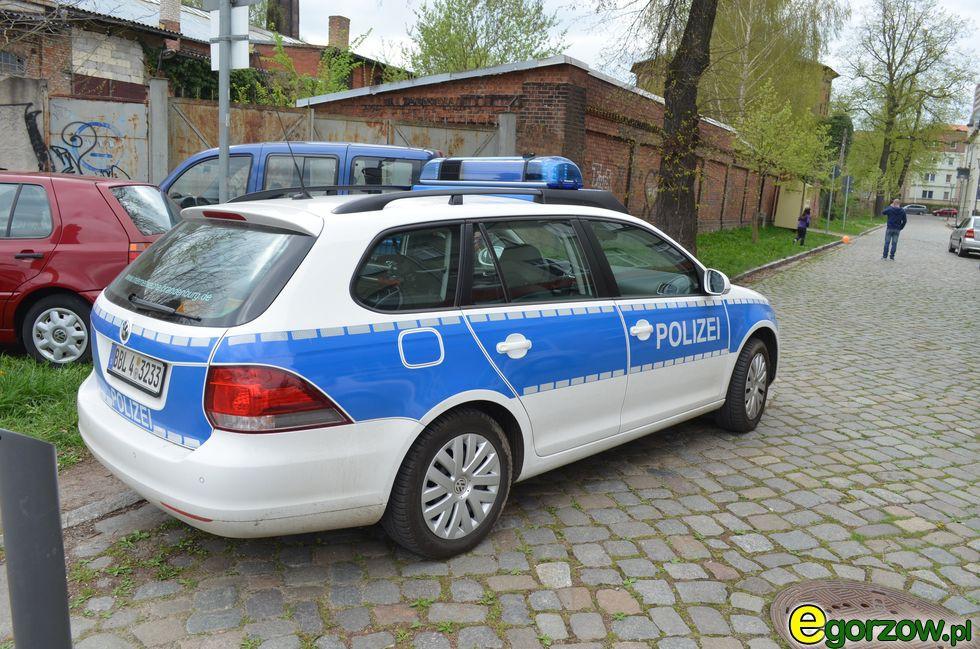 Komunikaty policji, Tragedia osiedlu Słonecznym - zdjęcie, fotografia
