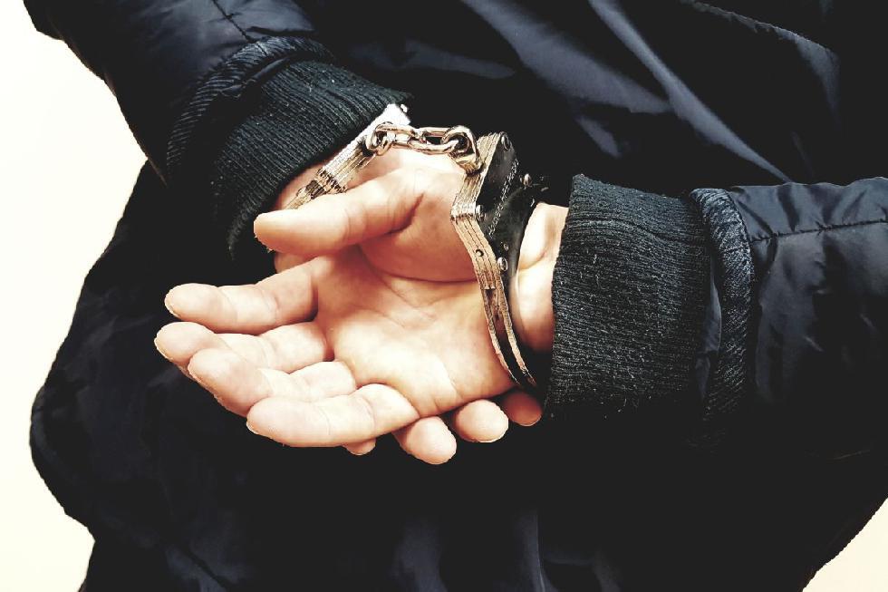 Komunikaty policji, Poszukiwany europejskim ujęty przez policję Drezdenku - zdjęcie, fotografia